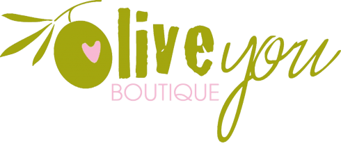 Olive You Boutique Homepage