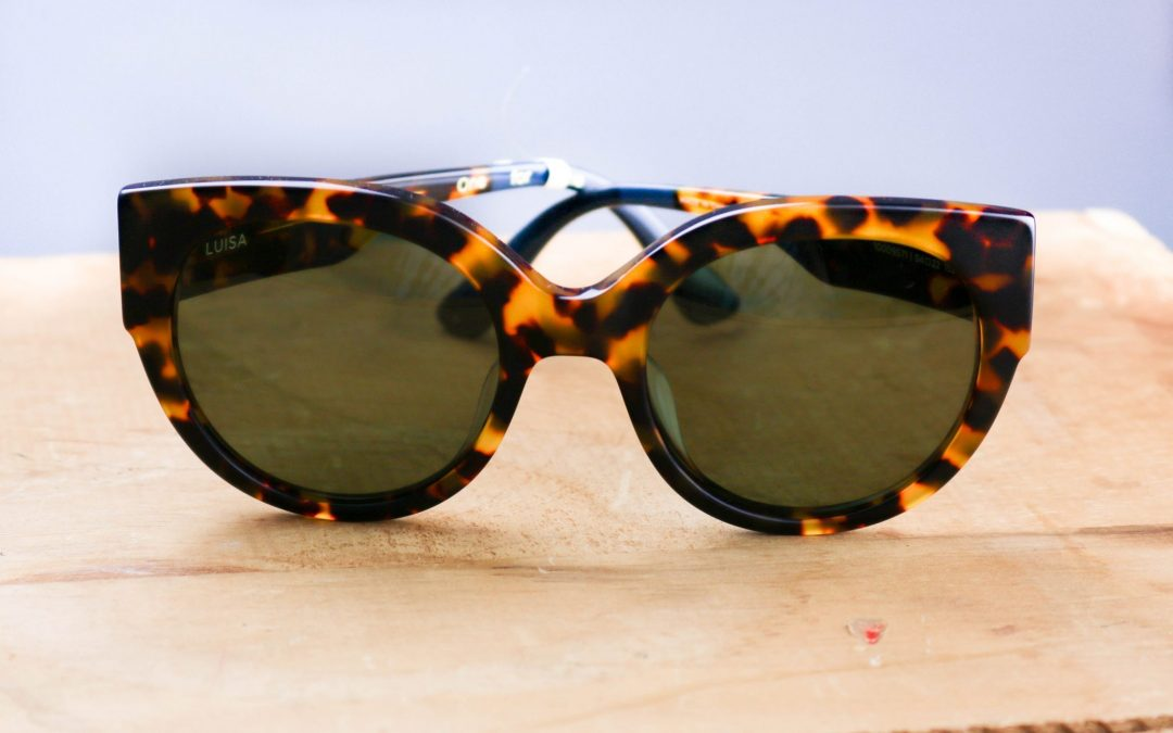 Shades to Fit Your Face…